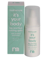 Mothercare - It's Your Body Leg & Foot Cooling Spritz