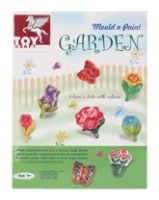 Toy Kraft - Mould n Paint Garden