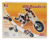 Toy Kraft - Metal Construction System - Off Roaders