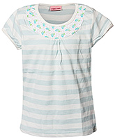 Top With Lining Print
