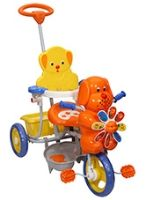 Buy Mee Mee - Puppy Face Tricycle Orange