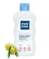 Mee Mee - Foamy Baby Bubble Bath
