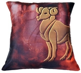 meSleep - Aries Digital Cushion Cover
