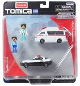 Tomy - Toyota Himedic and Mazda RX-8 Set
