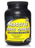 Gym Power - Massive Mass Gainer - Chocolate