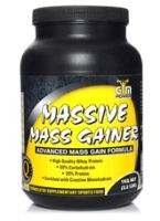 Gym Power - Massive Mass Gainer - Strawberry