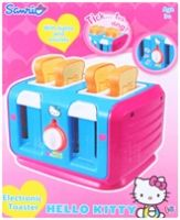 Hello Kitty - Electronic Toaster Toy