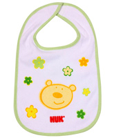 Nuk - Light Green Bib