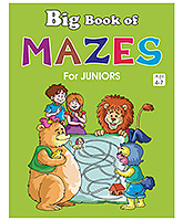 Big Book of Mazes for Juniors