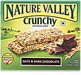 Nature Valley Crunchy Granola Bars - Oats And Dark Chocolate