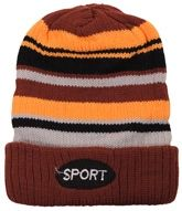 Woollen Cap - Stripes Design