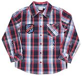Nauti Nati - Full Sleeves Check Shirt