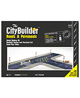 The CityBuilder - Roads & Pavements Kit