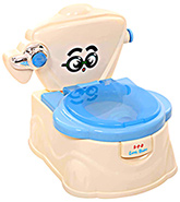 Baby Potty - Eye Print