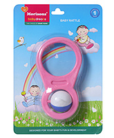 Buy Morisons Baby Dreams Baby Rattle