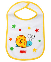 NUK - Bib With Attractive Print