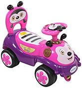 Pink Ride On 60 x 29 x 47 cm, A fantastic vehicle for your little...