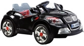 Ride On Car Dazzling Black Double Seater, Remote Control Operated Fabulous Ride...
