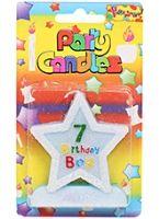 Buy Birthday Candles - 7