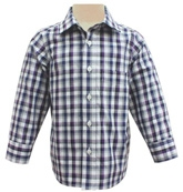 Campana - Full Sleeves Checks Shirt