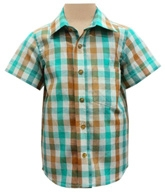 Campana - Light-weight Checked Cotton Shirt