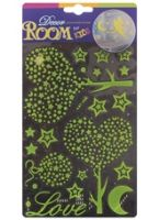 Room Decor Glow in Dark Sticker