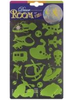 Room Decor Glow In Dark Sticker Give Your Kids Room A New Look!