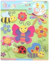 3D Room Decor Sticker Gives Cute Look To Your Kids Room!