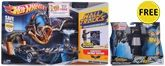 Wall Tracks Batman Set with Free Gift 3 Years+, Exciting offer FREE Gunship HoverJet worth...