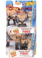 WWE - Rumbles Figure Assortment with Free Gift