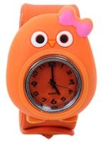Fab N Funky - Baby Watch Frog Face Design