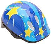 Star Print Helmet - Blue