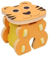 Eva Baby Stool - Orange