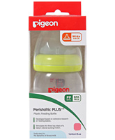 Pigeon - Peristaltic Plus Plastic Feeding Bottle