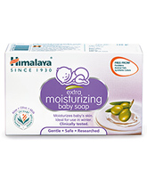 Himalaya - Extra Moisturizing Baby Soap