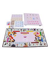 Funskool - Disney Princes Monopoly Junior - 5 - 8 Years