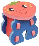 Strawberry Face Eva Baby Stool