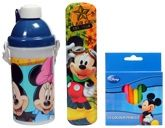Disney - Mickey &amp; Minnie Mouse School Kit	