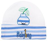 Baby Hug - Baby Cap With Pear Design