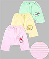 Baby Hug - Colourful Diaper Leggings