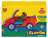 Toysbox - Colourful Clay On
