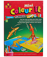 Toysbox - Colour It Wipe It