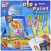 Toysbox - Aqua Dip and Paint