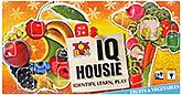 Toysbox - Fruits And Vegetable I.Q Housie - I.Q. Housie ( Fruits & Vege. )  Identify