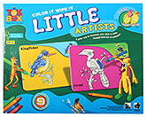 Toysbox - Little Artists Animals