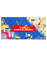 Toysbox - Medium Ludo And Snakes And Ladders