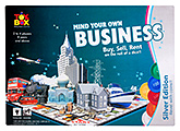 Toysbox - Business Board Game