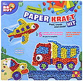 Toysbox - Transport Paper Kraft Kit