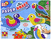 Toysbox - My Birds Paper Kraft Kit