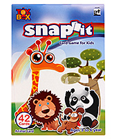 Buy Toysbox - Snap It Animals